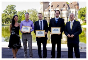 Mamaison Andrassy Hotel Takes Home Best of Business Traveller Hungary