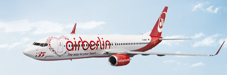 Courtesy airberlin