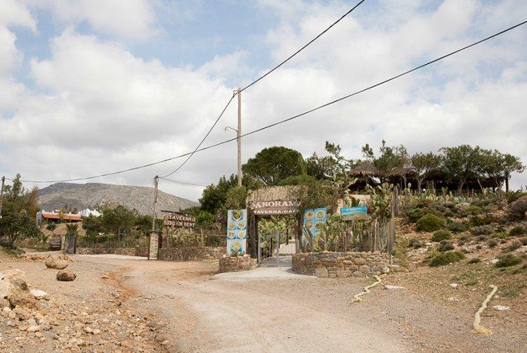 The road beachside at Elafonisi - Jay Thomas Photography