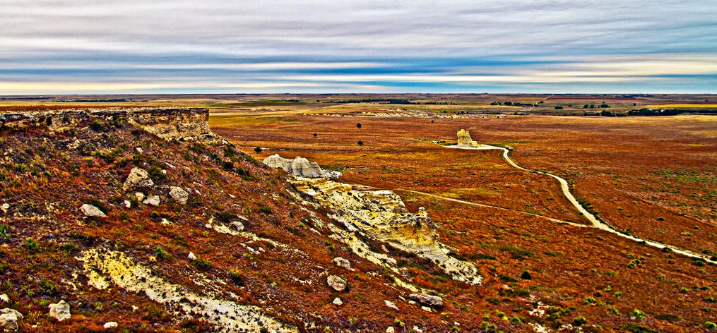 Western Kansas - courtesy  Patrick Emerson
