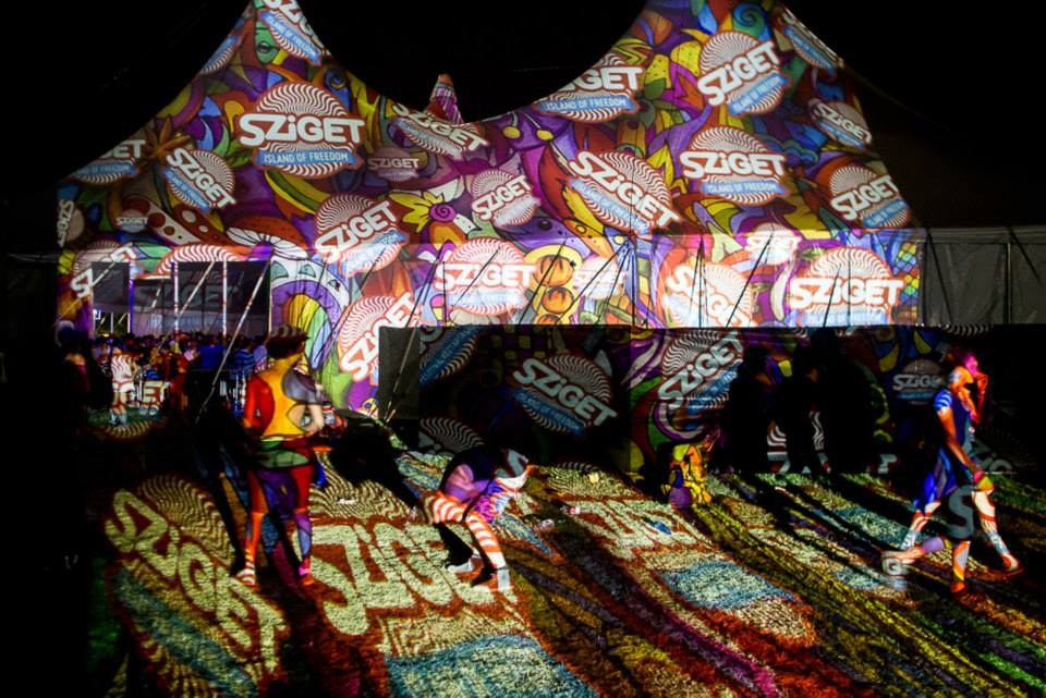 Budapest's Sziget Festival 2014 Celebrates Berlin