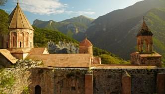 Armenia monastery