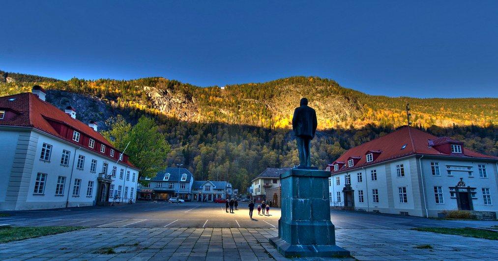 Rjukan in Norway - Bilfinger SE