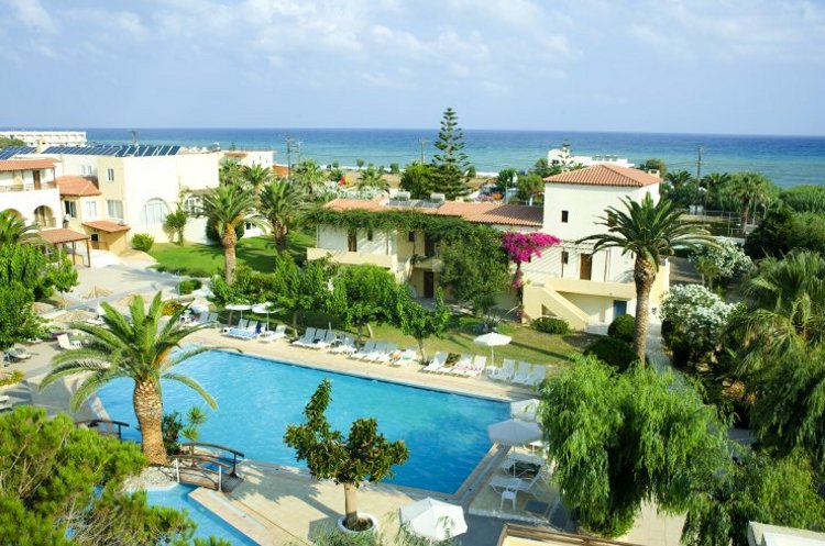 Hotel Maravel in Rethymno
