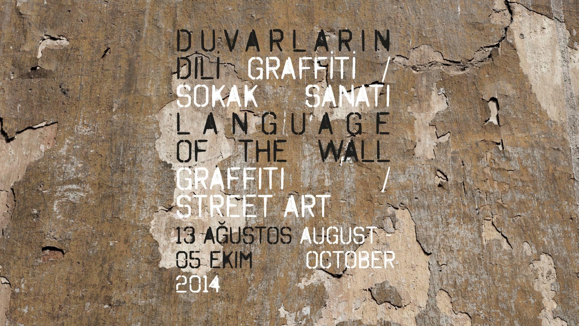 Turkey's First Street Art Graffiti Show