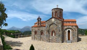 Axos Celebrates Feast of the Holy Cross