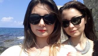 Two Girls visit Crete: Part I