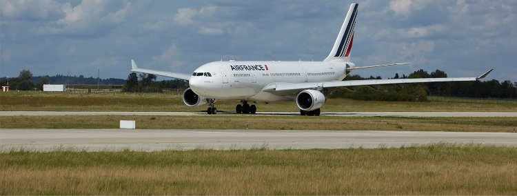 Courtesy Air France Corporate