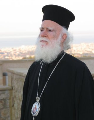 The Archbishop of Crete