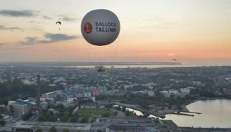 Balloon Tallinn to stay aloft year round