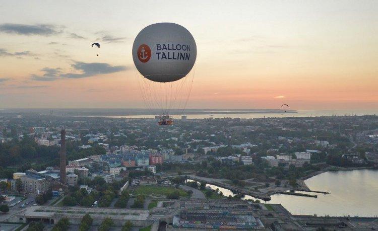Balloon Tallinn to stay aloft year round