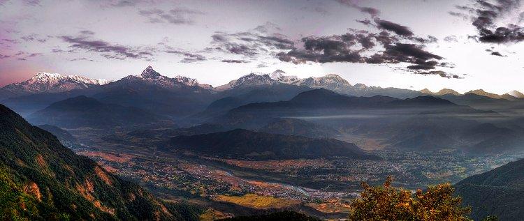 A Himalayan trek (Mike Behnken)