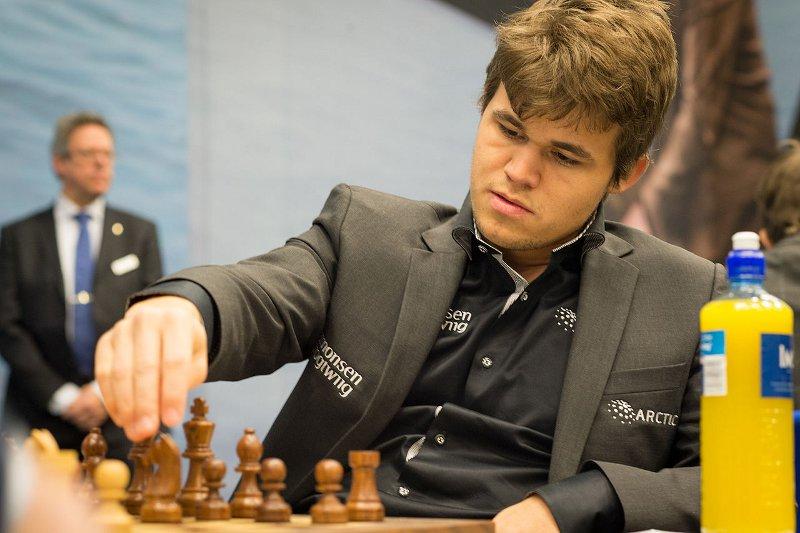 Magnus Carlsen - Wikipedia