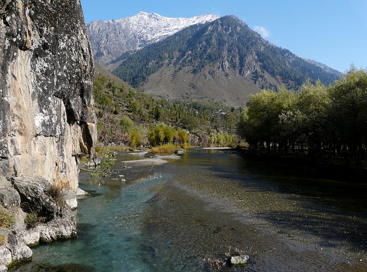 Betab Valley, Pahalgam, Kashmir