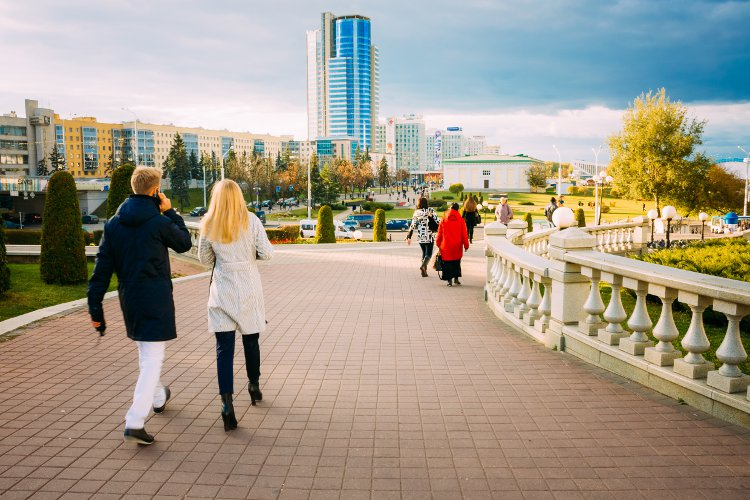 This month in Belarus: The XXI International Tourist Exhibition