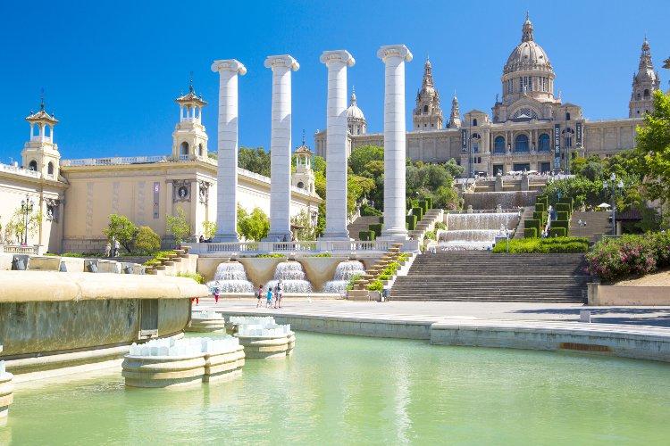 National Art Museum of Catalonia, Barcelona, Spain© kemaltaner