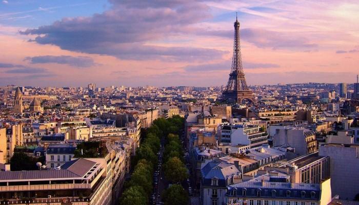 Paris by Moyan Brenn
