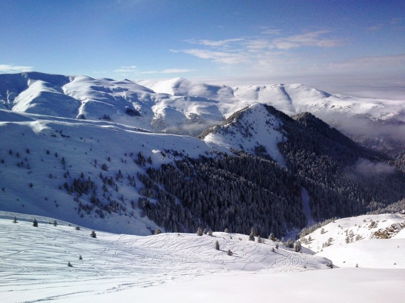Courtesy Ski Kozuf