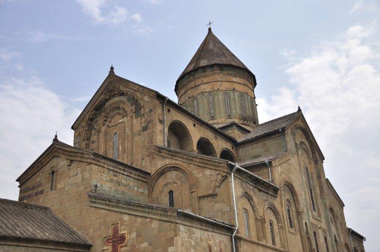 Svetitskhoveli Cathedral© vyskoczilova & Fotolia