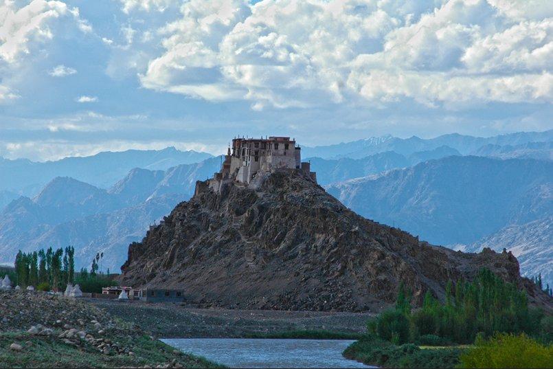 Ladakh in Jammu & Kashmir State