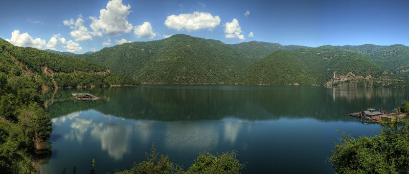 Bulgaria lake