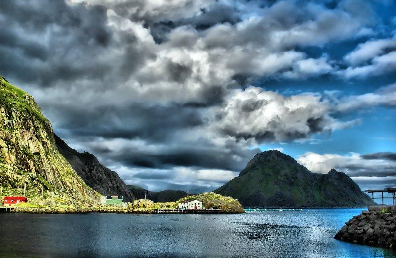 Lofoten Norway© M. Johannsen