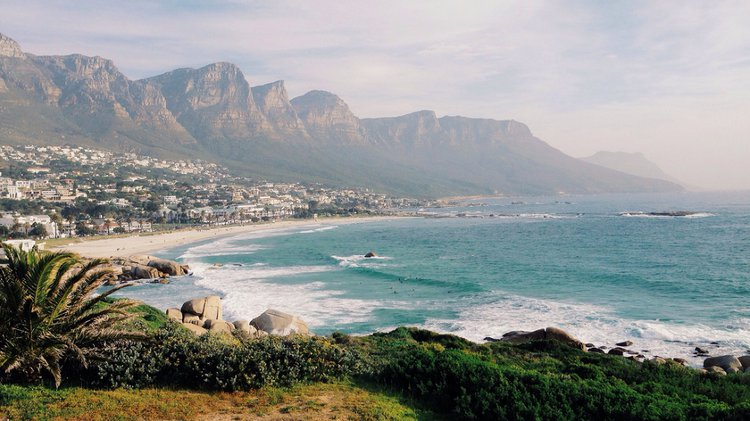 Camps Bay via Loren Kerns