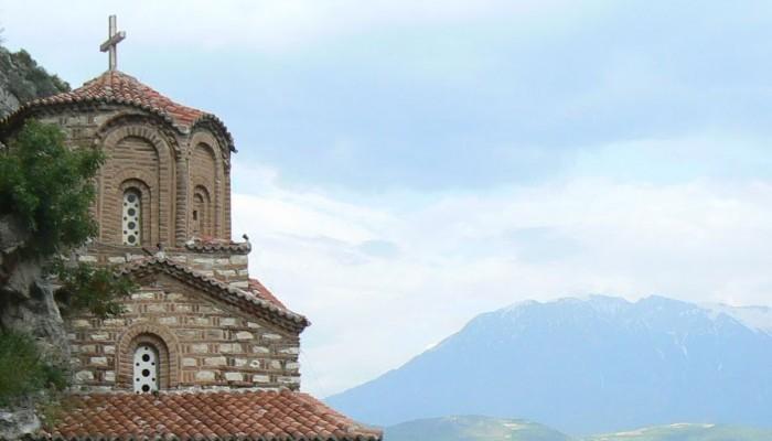 Kisha e Shën Mëhillit (Church of St. Michael)
