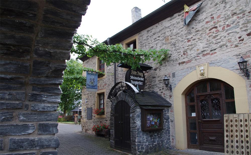 Alte Burg Longuich