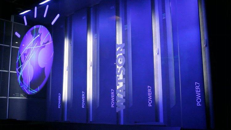 The IBM Watson super-computer
