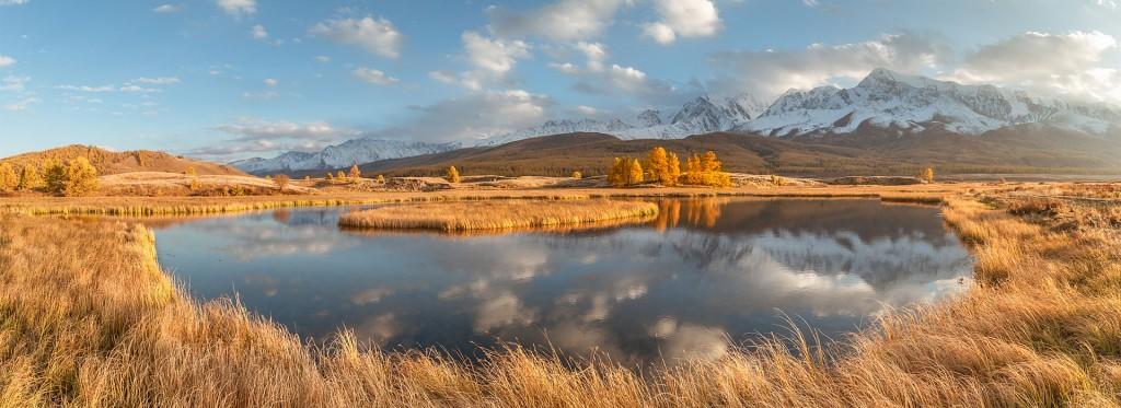 Lesotel in the Altai