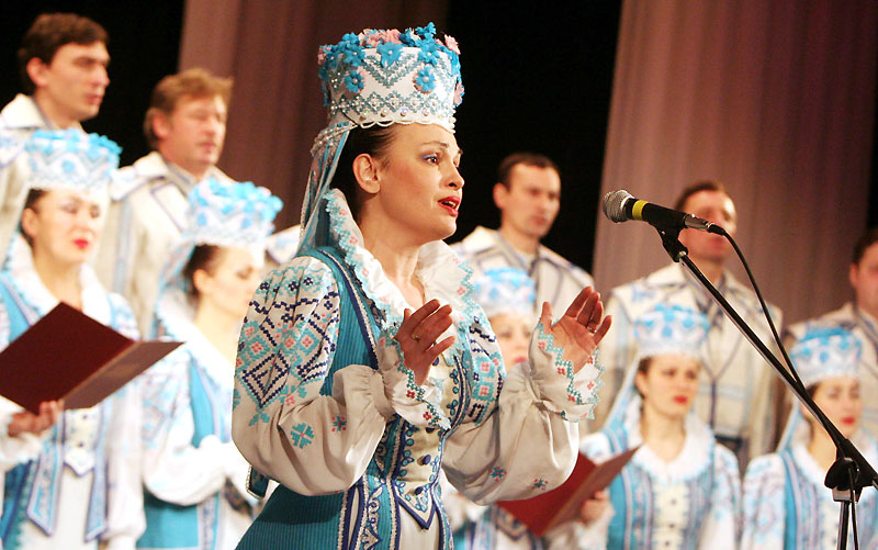 Gennady Tsitovich National Academic Folk Chorus