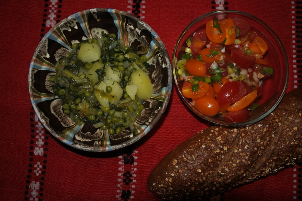 Vegan romania cookbook reveals little known culinary traditions i have collected these recipes from my travels around romania as well as from my relatives and especially from my grandmother who lived in the south of forumfinder Images