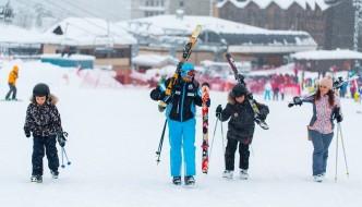 Caucasus Ski Resort 'Arkhyz' Offers New Ski Instructor Courses
