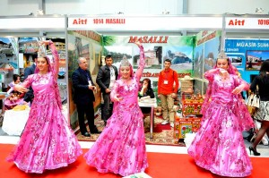 Coming Up: The Azerbaijan International Travel and Tourism Exhibition