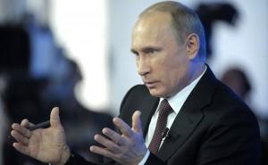 Vladimir Putin Says Egypt & Turkey Travel Problematic