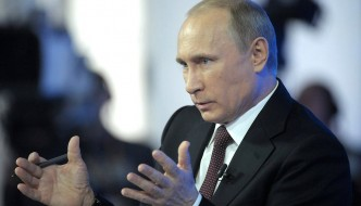 Vladimir Putin Says Egypt & Turkey Travel Problematic