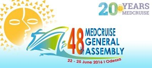 Odessa Welcomes MedCruise General Assembly
