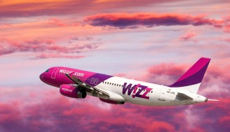 Wizz Air Now Connects Gatwick and Bucharest