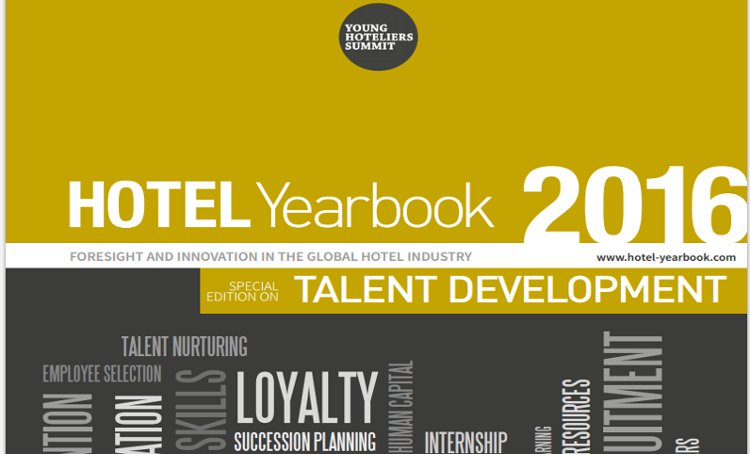 Hotel Yearbook Talent Edition