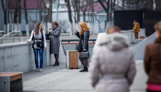 Spring comes to Vladivostok carrying promise