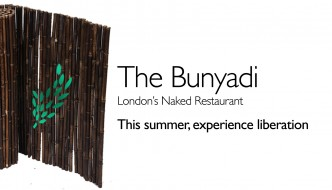 Dining in the Buff: The Bunyadi Restaurant to Open in London
