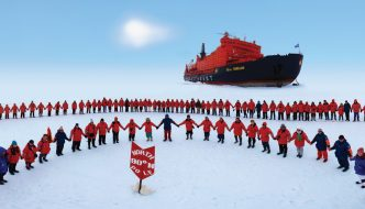 "FSUE ""Atomflot"" Offers Cruises to North Pole"