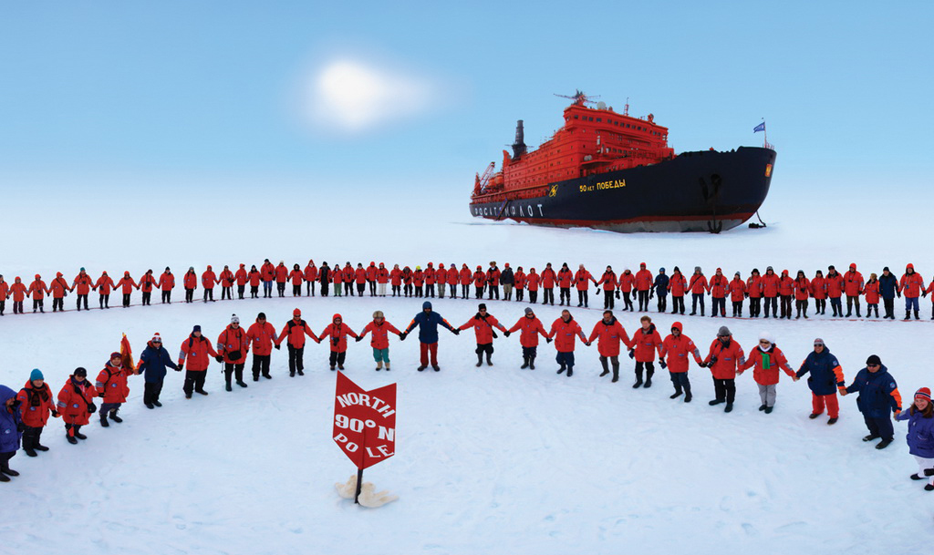 50 Years of Victory at the North Pole (Poseidon Expeditions)