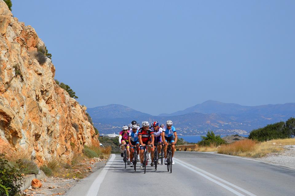 A leg of the Tour of Crete (Tour Facebook)