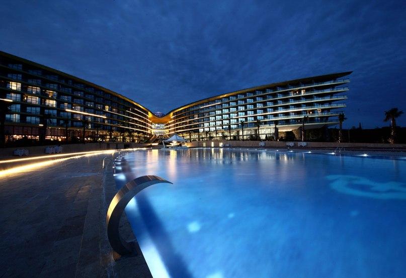 The fabulous MRIYA Resort and Spa in Yalta