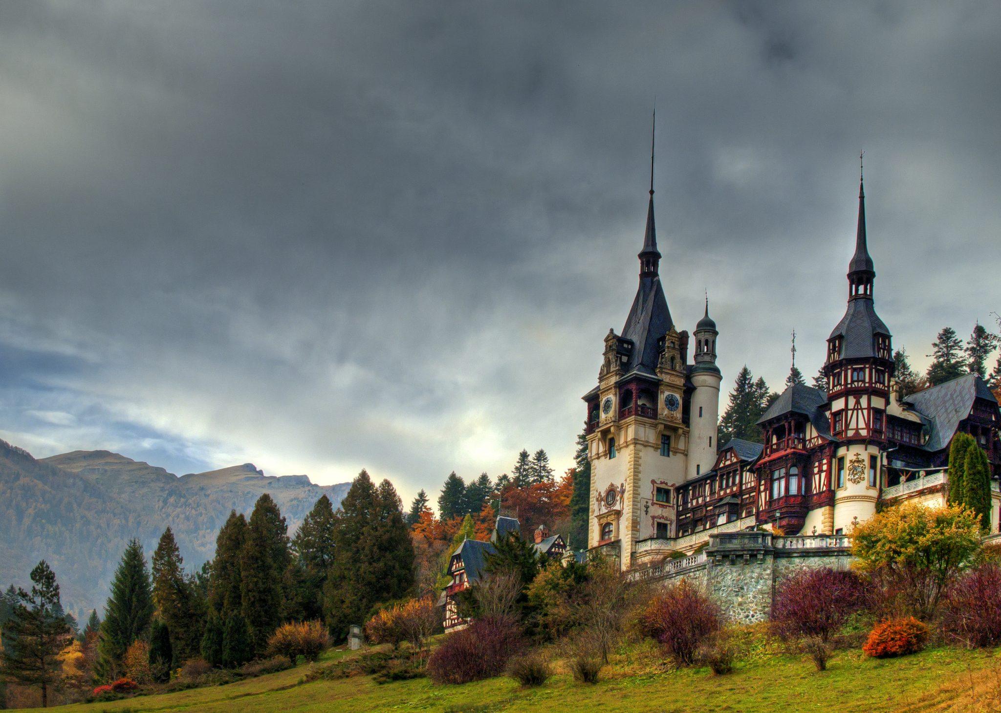 Peleș Castle (CC TiberiuSahlean)