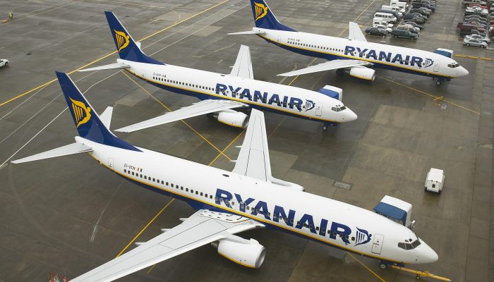 Ryanair Set for Further Expansion on Positive 2015/16