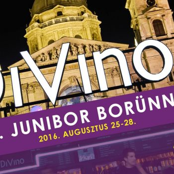 Junibor Ünnep, a Wine Festival by DiVino in Budapest