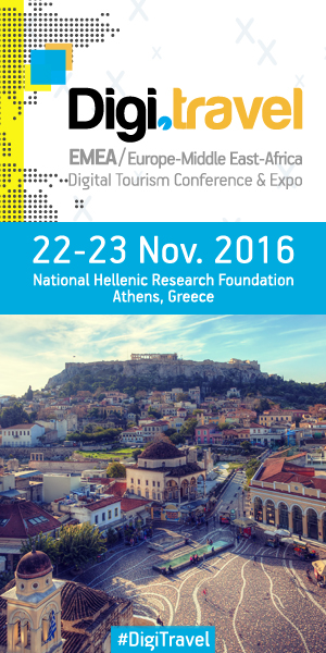 Digi.travel EMEA Conference & Expo 2016